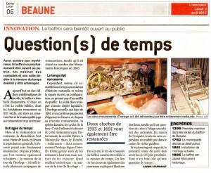 Beffroi Beaune