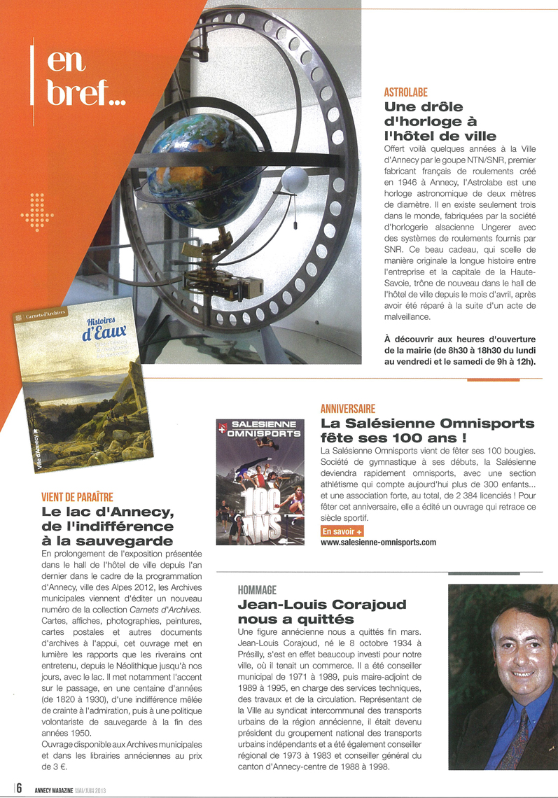 Article Astrolabe